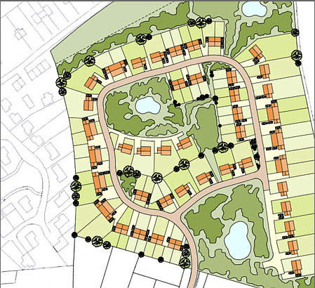 acton suffolk planning