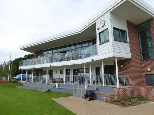 Exeter Cricket Ground