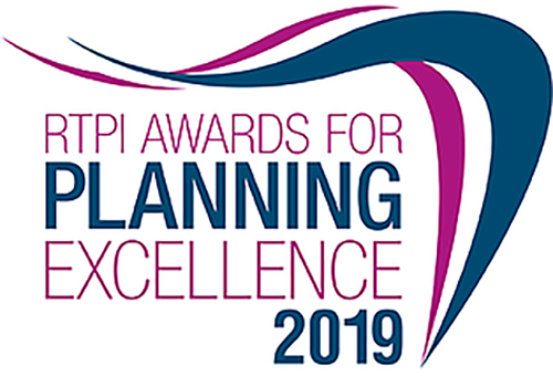 rtpi awards for planning excellence 2019