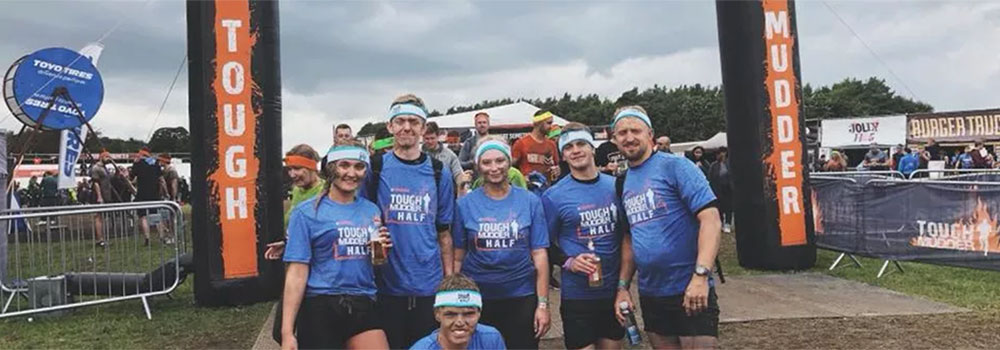 tough mudder leith planning charity event